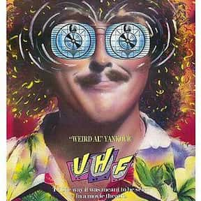 UHF is listed (or ranked) 15 on the list The Best Comedies About the Workplace