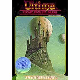 Ultima: Escape from Mt. Drash