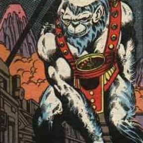 Ultra-Humanite is listed (or ranked) 25 on the list The Best Superman Villains Ever