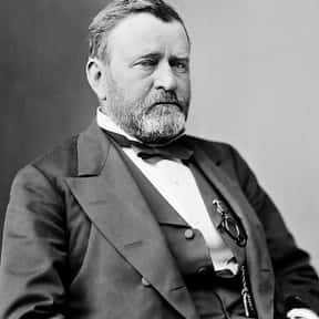 Ulysses S. Grant is listed (or ranked) 14 on the list The Greatest U.S. Presidents Of All Time