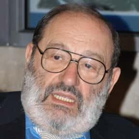 Umberto Eco is listed (or ranked) 13 on the list Famous Authors from Italy