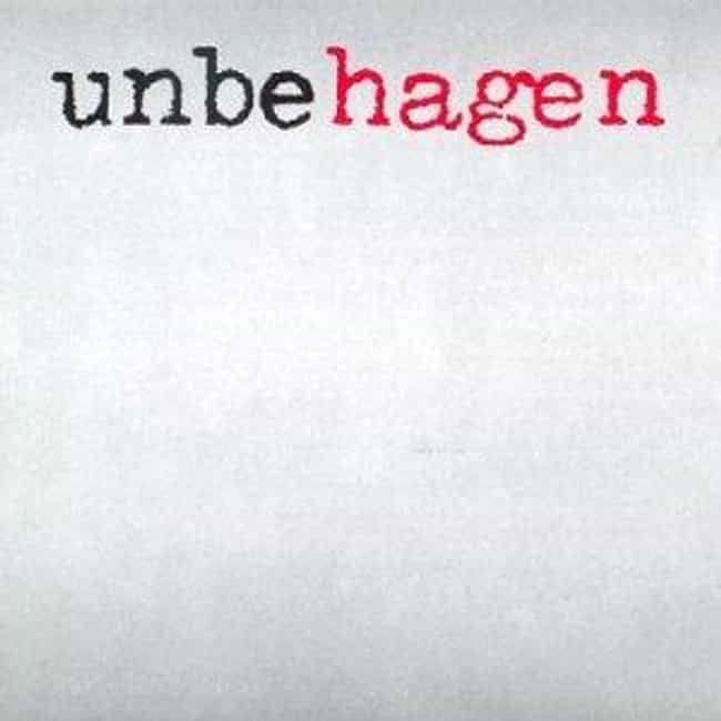 Unbehagen is listed (or ranked) 3 on the list The Best Nina Hagen Albums of All Time
