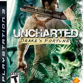 Uncharted is listed (or ranked) 13 on the list The Best Video Game Franchises of All Time