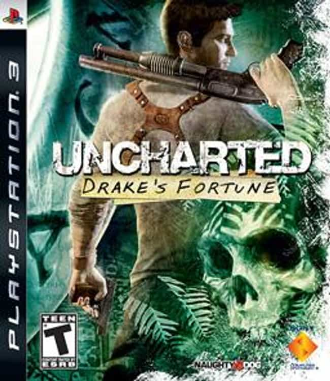 Uncharted: Drake's Fortune is listed (or ranked) 4 on the list The Best Uncharted Games