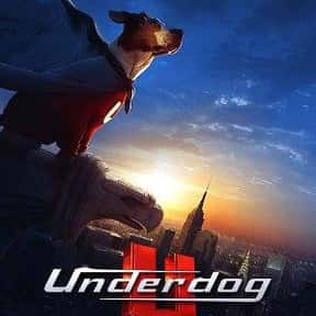 Underdog is listed (or ranked) 22 on the list The Best Dog Movies for Kids