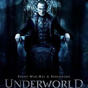 Underworld: Rise of the Lycans is listed (or ranked) 25 on the list The Best Period Horror Movies, Ranked