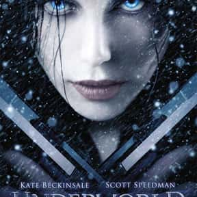 Underworld: Evolution is listed (or ranked) 24 on the list The Best Movies About Forbidden Love