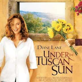Under the Tuscan Sun is listed (or ranked) 4 on the list The Very Best Movies About Life After Divorce