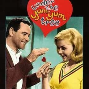 Under the Yum Yum Tree is listed (or ranked) 25 on the list The Best '60s Romantic Comedies
