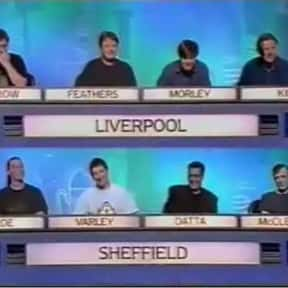 University Challenge is listed (or ranked) 22 on the list The Very Best British Game Shows, Ranked