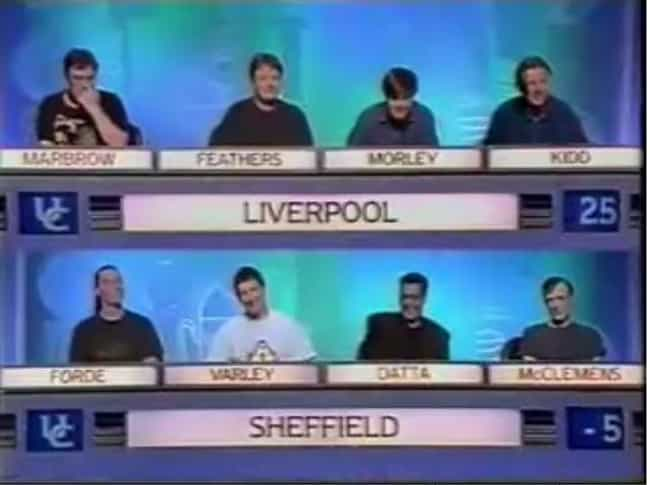 University Challenge is listed (or ranked) 4 on the list The Very Best British Quiz Shows, Ranked