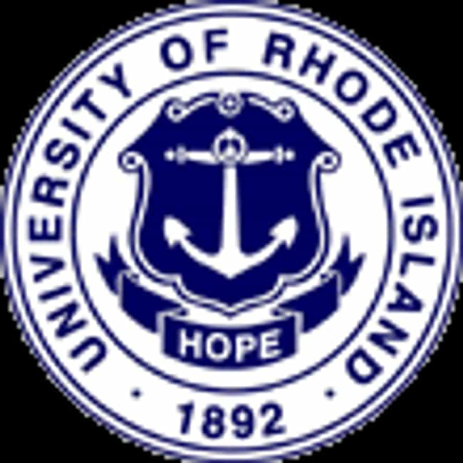 University of Rhode Island is listed (or ranked) 4 on the list The Best Colleges for B Students