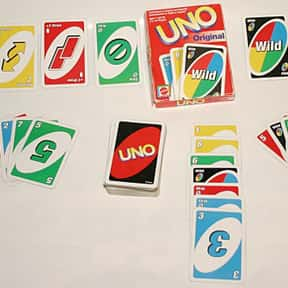 UNO is listed (or ranked) 1 on the list The Best Board Games For Kids