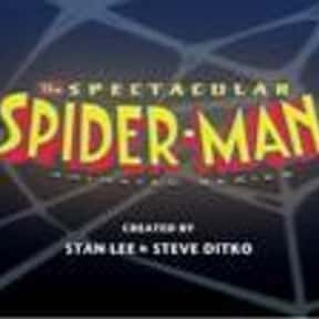 The Spectacular Spider-Man is listed (or ranked) 24 on the list The Best Comic Book & Superhero Shows of All Time
