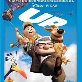 Up is listed (or ranked) 1 on the list The Best Movies of 2009