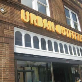 Urban Outfitters is listed (or ranked) 12 on the list The Best Cheap Clothing Brands