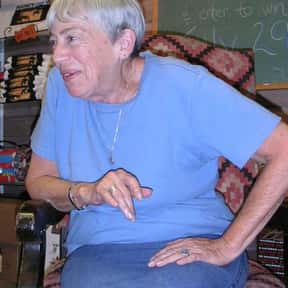 Ursula K. Le Guin is listed (or ranked) 1 on the list The Best Ever Female Sci-Fi Authors