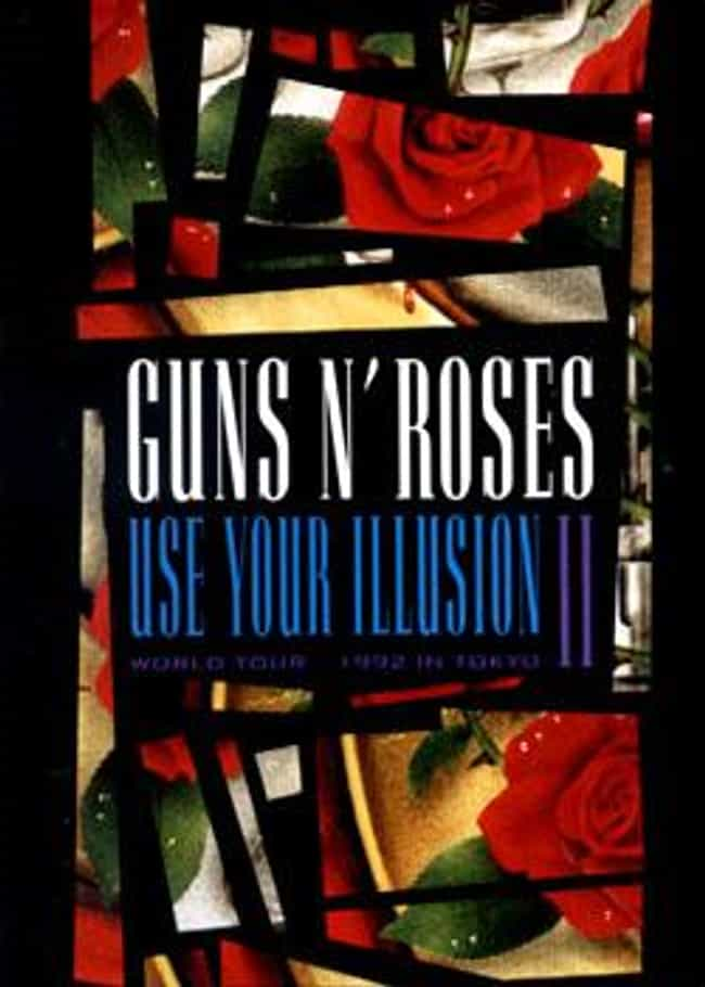 Use Your Illusion II is listed (or ranked) 2 on the list The Best Guns N' Roses Albums of All Time