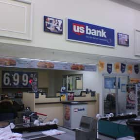 U.S. Bancorp is listed (or ranked) 11 on the list Companies Founded in Cincinnati