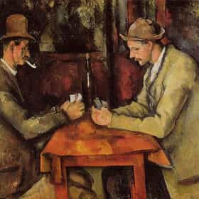 The Card Players (5th version)