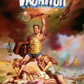 Vacation is listed (or ranked) 1 on the list The Funniest Road Trip Comedy Movies