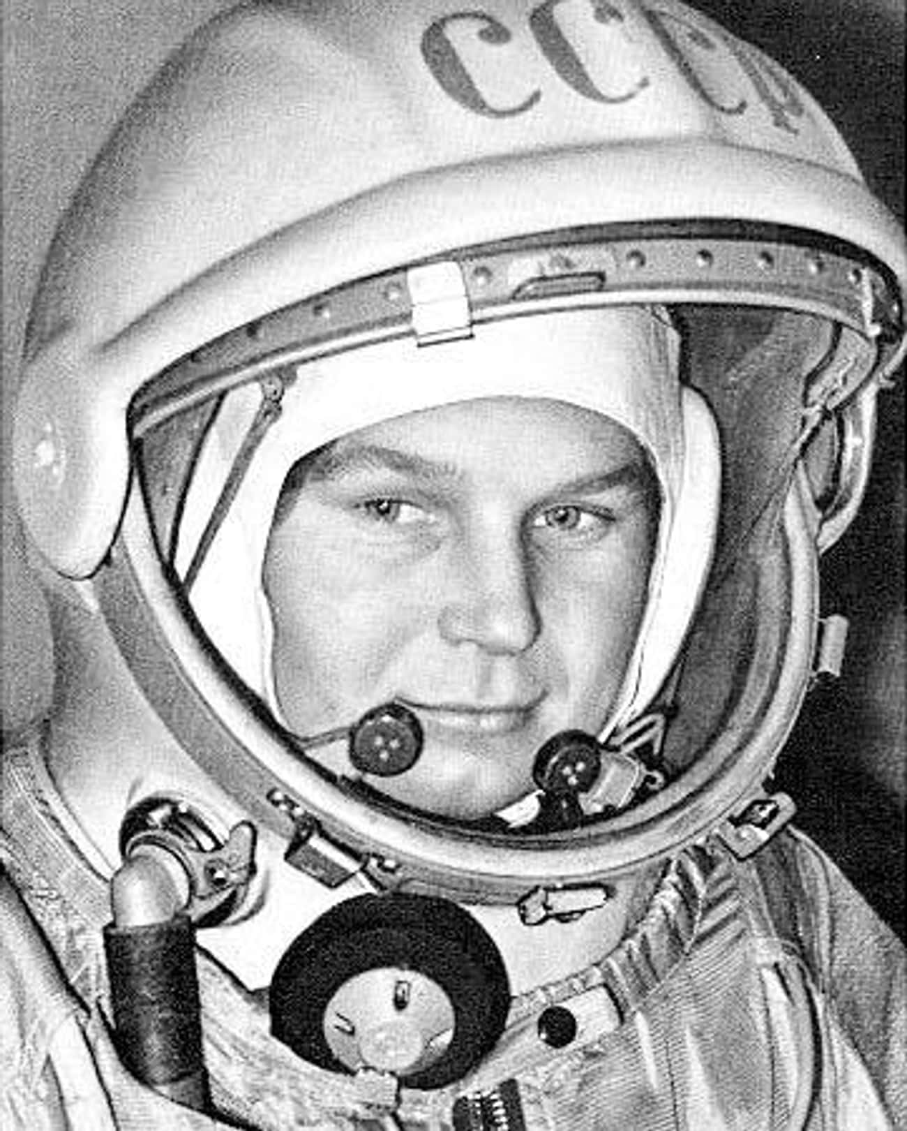 Valentina Tereshkova is listed (or ranked) 3 on the list The Coolest Female Firsts in History