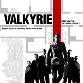 Valkyrie is listed (or ranked) 12 on the list Roger's Top 250+ Classic Epic Movies