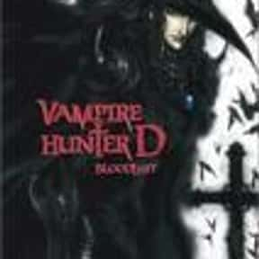 Vampire Hunter D: Bloodlust is listed (or ranked) 24 on the list The Best 2000s Vampire Movies