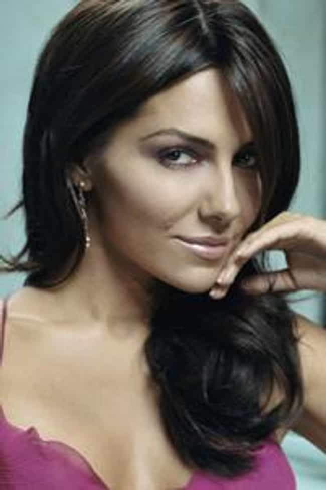 Vanessa Marcil is listed (or ranked) 4 on the list Famous People of Mexican Descent