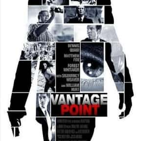 Vantage Point is listed (or ranked) 9 on the list The Best Forest Whitaker Movies