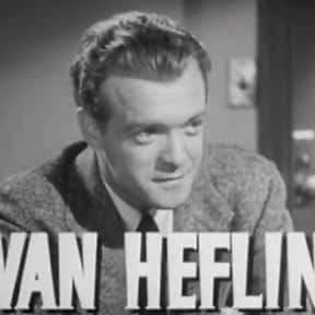 Van Heflin is listed (or ranked) 8 on the list Full Cast of Till The Clouds Roll By Actors/Actresses