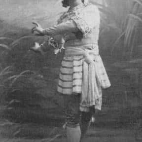 Vaslav Nijinsky is listed (or ranked) 7 on the list Famous People Buried in Montmartre Cemetery