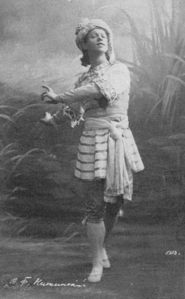 Vaslav Nijinsky is listed (or ranked) 2 on the list Famous Male Ballet Dancers