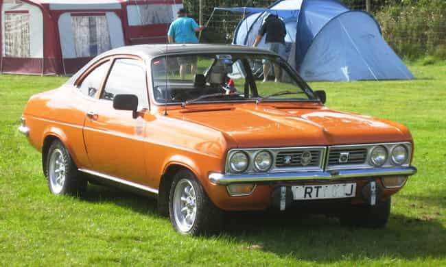 Vauxhall Firenza is listed (or ranked) 2 on the list Full List of Vauxhall Models