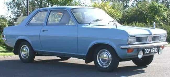Vauxhall Viva is listed (or ranked) 3 on the list Full List of Vauxhall Models