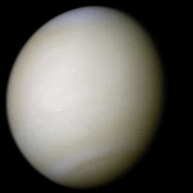 Venus is listed (or ranked) 1 on the list Places in the Solar System Where Your Death Would Be Most Horrific