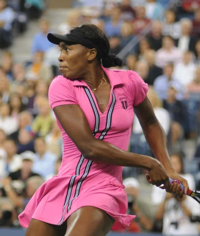 Venus Williams is listed (or ranked) 13 on the list 30 Famous Jehovah's Witnesses