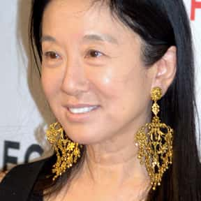 Vera Wang is listed (or ranked) 20 on the list Famous Designers from the United States