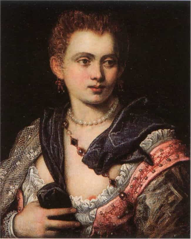 Veronica Franco is listed (or ranked) 3 on the list Famous Female Courtesans