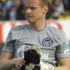 Vyacheslav Malafeev is listed (or ranked) 6 on the list List of Famous Football Players