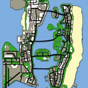 Vice City is listed (or ranked) 13 on the list Where Should the Next Grand Theft Auto Game Take Place?