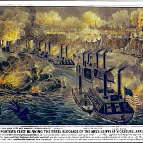 Vicksburg Campaign is listed (or ranked) 12 on the list The Most Important Battles in US History