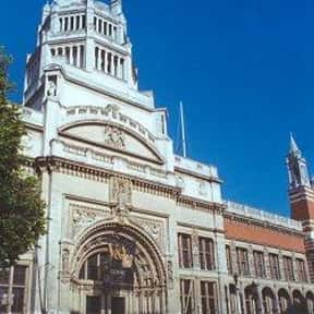 Victoria and Albert Museum is listed (or ranked) 4 on the list The Best Museums in the World