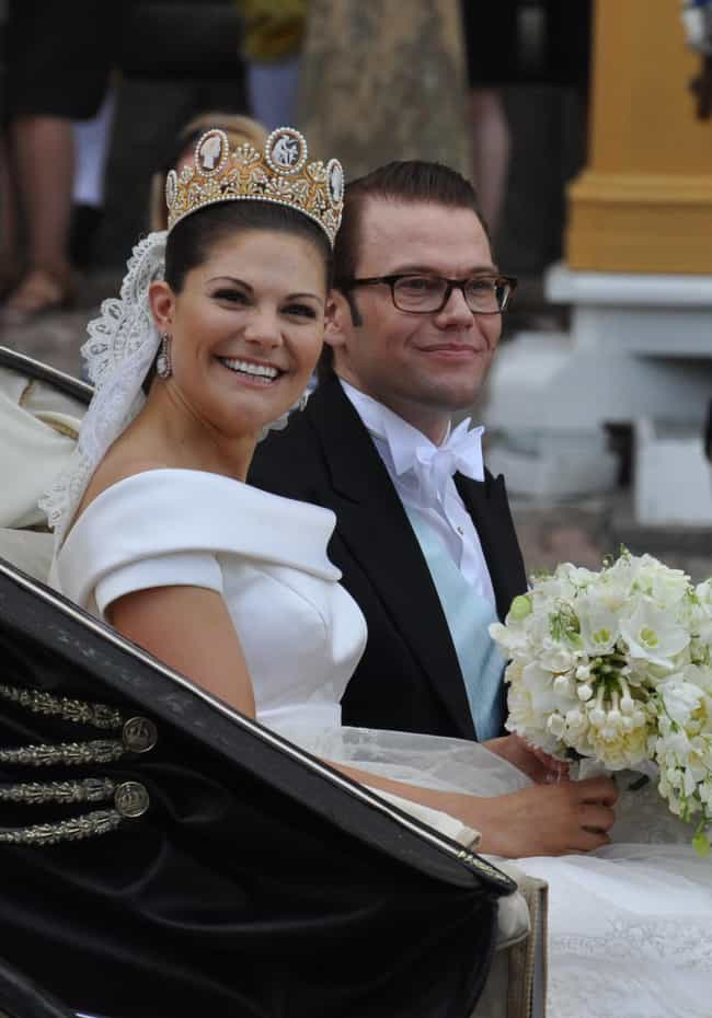 Victoria, Crown Princess... is listed (or ranked) 1 on the list Members of the Swedish Royal Family