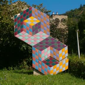 Victor Vasarely is listed (or ranked) 1 on the list Famous Artists from Hungary