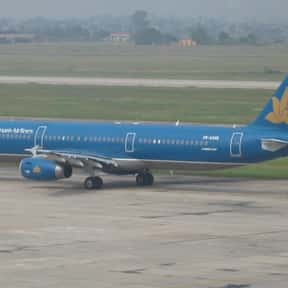 Vietnam Airlines is listed (or ranked) 25 on the list List of Melbourne Airport Airlines
