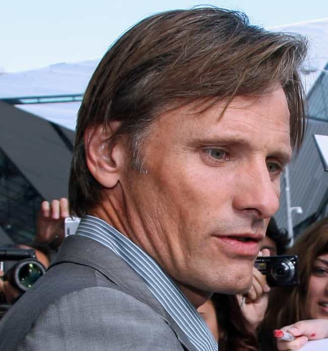 Viggo Mortensen is listed (or ranked) 2 on the list Famous Male Painters