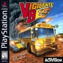 Vigilante 8 is listed (or ranked) 4 on the list The Best Vehicular Combat Games of All Time