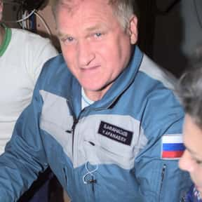 Viktor Mikhailovich Afanasyev is listed (or ranked) 3 on the list People Who Have Been To Space