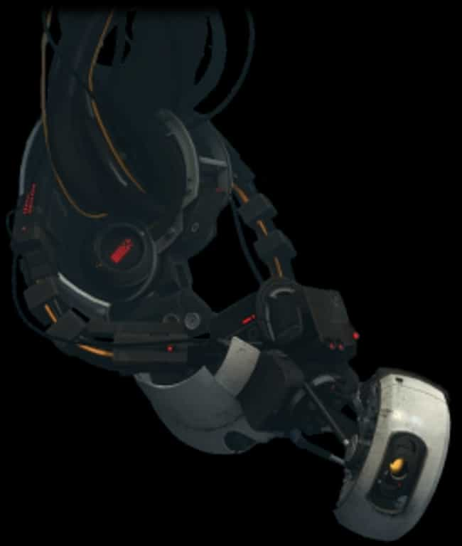 GLaDOS is listed (or ranked) 4 on the list The Top 10 Video Game Characters Who Would Be Horrible Mothers